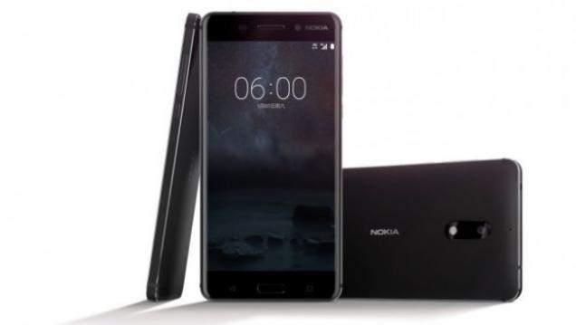 Điện thoại Nokia 6 bất ngờ ra mắt