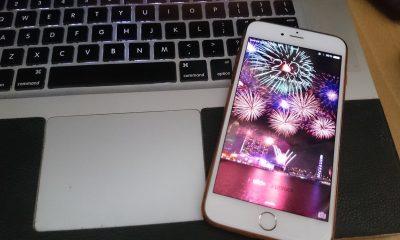 hinh nen phao hoa 400x240 - Ảnh nền pháo hoa cho iPhone