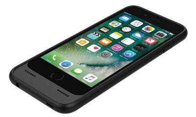incipio ox case for iphone black b 400x240 - [CES 2017] - Incipio trình làng ốp lưng OX, mang jack cắm tai nghe về lại cho iPhone 7