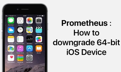 prometheus featured 400x240 - Video hướng dẫn downgrade iOS 10.2.1 về iOS 10.2 dùng Prometheus