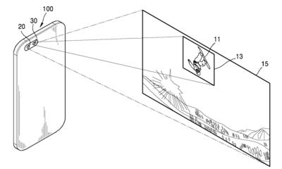 samsung dual lens camera patent wide angle telephoto 1 720x410 400x240 - Samsung nộp bằng sáng chế về camera kép