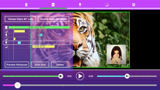 Vidiu - quay màn hình iOS 10 không cần jailbreak