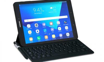 MWC 2017 - Galaxy Tab S3
