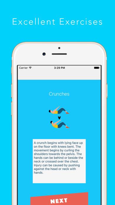 5 minutes six packs - Tổng hợp 27 ứng dụng hay và miễn phí trên iOS ngày 15.4.2017