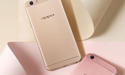 Oppo F1s 2017 400x240 - Oppo F1s 2017 giá 6,99 triệu đồng, RAM lên 4GB, bộ nhớ 64GB