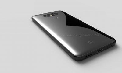 """Renders of LG G6 based on factory CAD images 400x240 - LG G6 có khả năng chống bụi nước và được trang bị pin """"khủng""""?"""