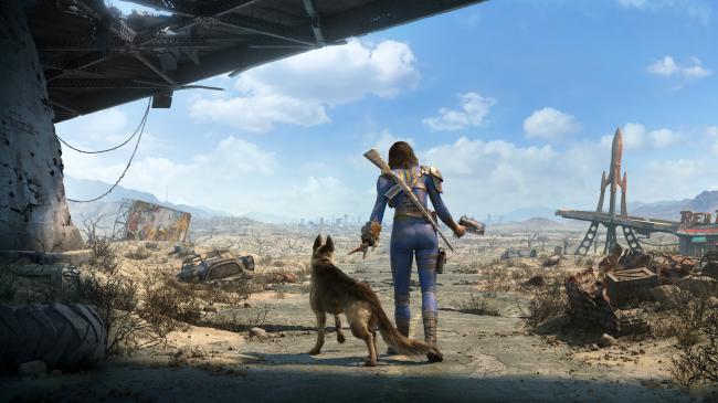 fallout 4 - Trọn bộ 38 hình nền game đẹp cho máy tính (phần 1)