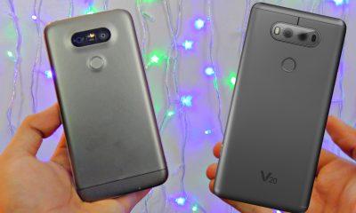 LG G5 LG V20