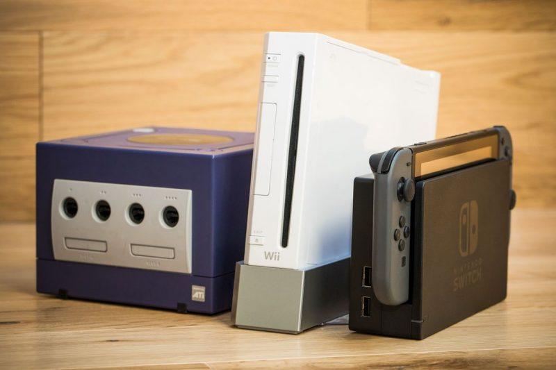 nintendo switch 13 800x533 - Kích cỡ của Nintendo Switch qua hình ảnh