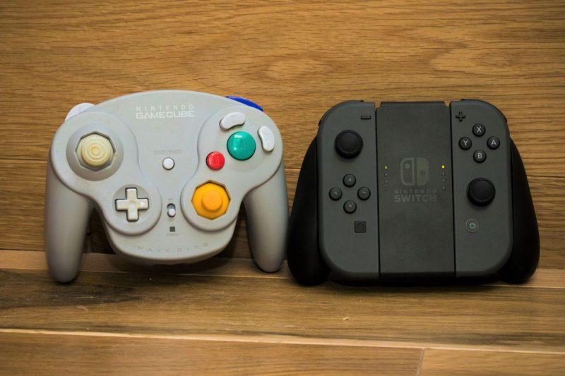 nintendo switch 14 800x533 - Kích cỡ của Nintendo Switch qua hình ảnh