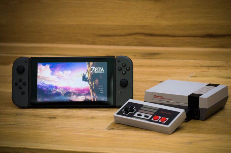 nintendo switch 15 800x533 - Kích cỡ của Nintendo Switch qua hình ảnh