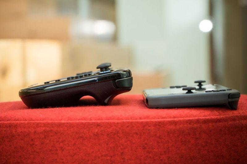 nintendo switch 2 800x533 - Kích cỡ của Nintendo Switch qua hình ảnh