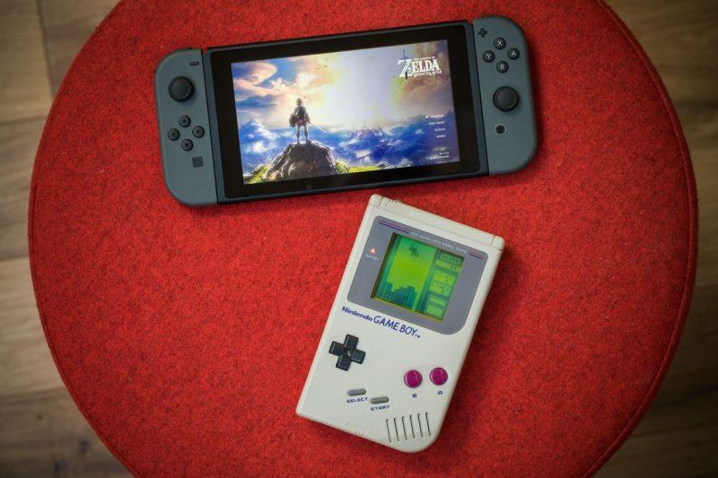 nintendo switch 5 800x533 - Kích cỡ của Nintendo Switch qua hình ảnh