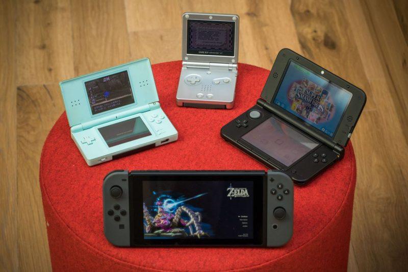 nintendo switch 7 800x533 - Kích cỡ của Nintendo Switch qua hình ảnh