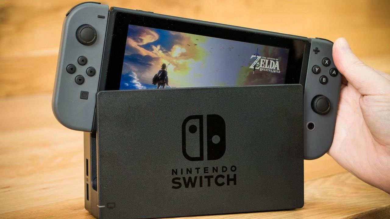 nintendo switch featured - Kích cỡ của Nintendo Switch qua hình ảnh