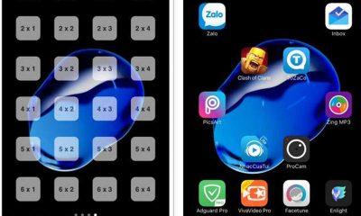 sap xep icon featured 400x240 - Thủ thuật sắp xếp các icon tùy ý trên iOS không cần jailbreak