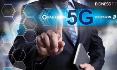 960 qualcomm ericsson shake hands on 5g technology deal 1456331351 400x240 - Qualcomm giới thiệu kết nối 5G bằng sóng radio mới dựa trên công nghệ 3GPP