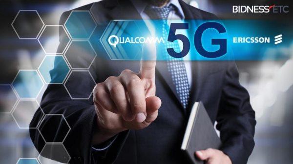 Qualcomm giới thiệu kết nối 5G bằng sóng radio mới dựa trên công nghệ 3GPP