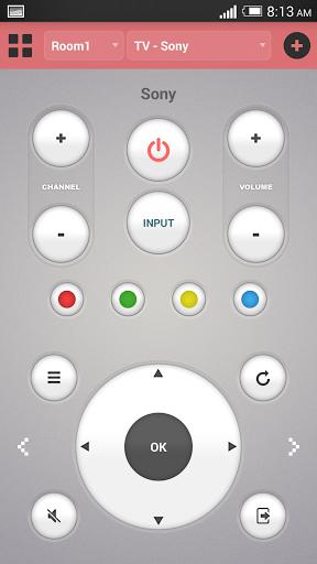 ASmart Remote IR for android - Tổng hợp 11 ứng dụng hay và miễn phí trên Android ngày 24.3.2017