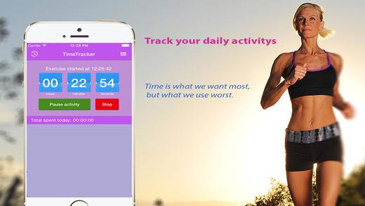 Best Time Manager for ios - Tổng hợp 12 ứng dụng hay và miễn phí trên iOS ngày 08.03.2017
