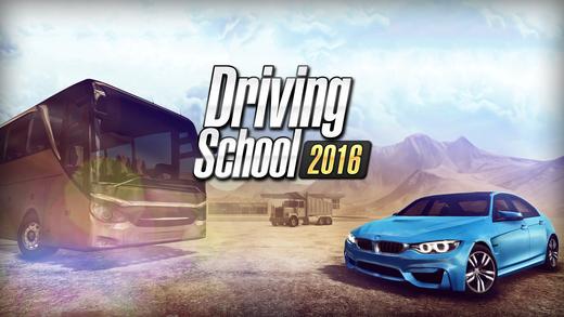 Driving School 2016 for ios - Tổng hợp 10 ứng dụng hay và miễn phí trên iOS ngày 18.3.2017