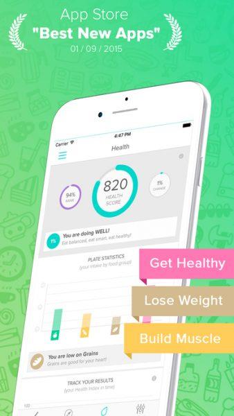 Healthy Weight Loss for ios 338x600 - Tổng hợp 15 ứng dụng hay và miễn phí trên iOS ngày 21.3.2017