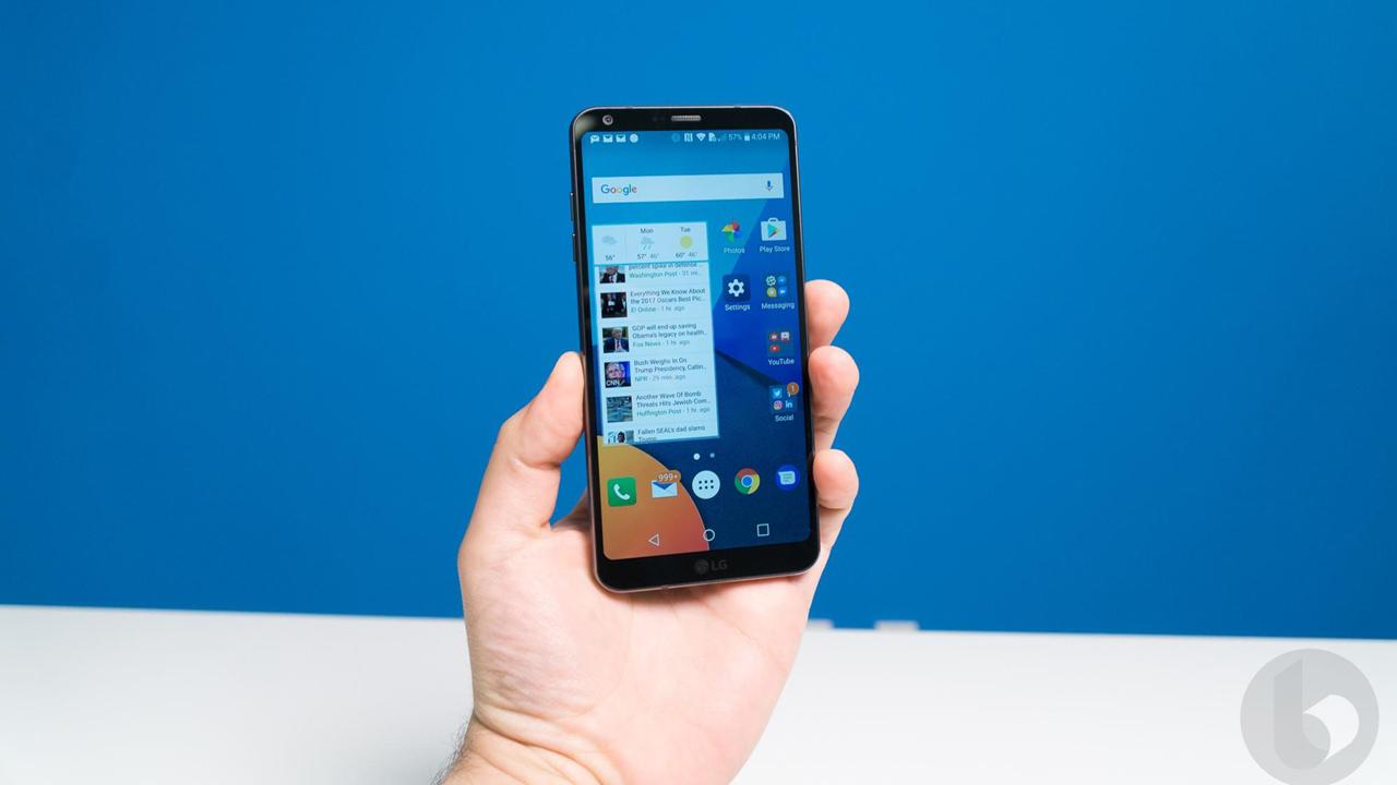 LG G6 TechnoBuffalo Office 1 1 - LG G6: Lột xác để tung bay
