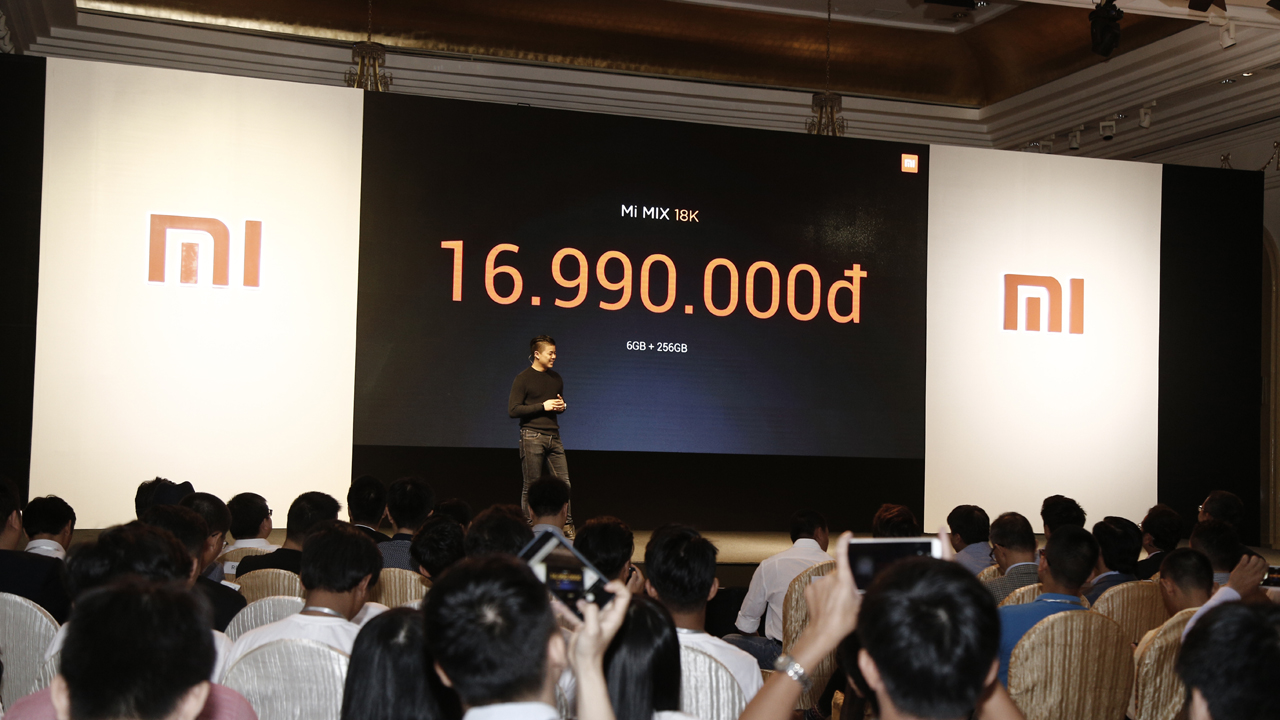 MG 8557 - Xiaomi vào Việt Nam, Digiworld phân phối