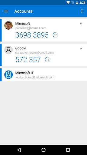 Microsoft Authentica for android - Tổng hợp 5 ứng dụng hay và miễn phí trên Android ngày 07.03.2017