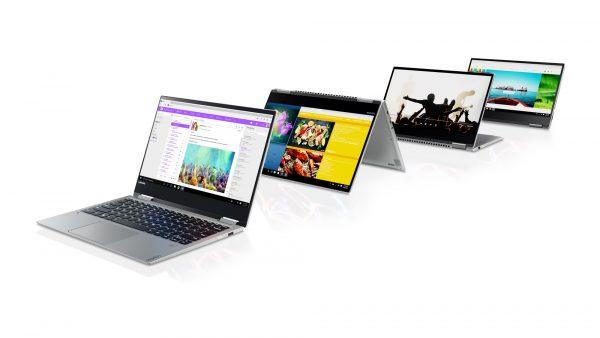 MWC 2017: Bộ đôi Lenovo Yoga 720 và Yoga 520 ra mắt, giá từ 599 Euro