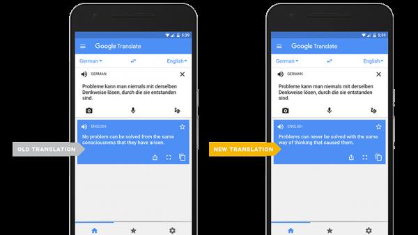 NeuralLearning Translate Blog 600x338 - Google Translate áp dụng công nghệ dịch thuật thông minh cho nhiều ngôn ngữ