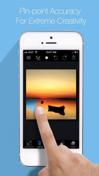 Paint FX FOR IOS 338x600 - Tổng hợp 15 ứng dụng hay và miễn phí trên iOS ngày 21.3.2017