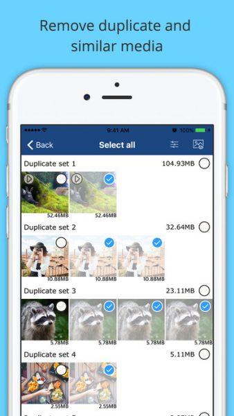 Photo Cleaner for ios 338x600 - Tổng hợp 17 ứng dụng hay và miễn phí trên iOS ngày 29.3.2017