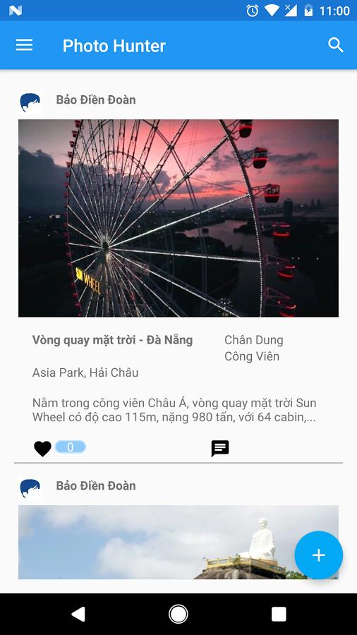Photo Hunter - Tổng hợp 5 ứng dụng hay và miễn phí trên Android ngày 03.03.2017