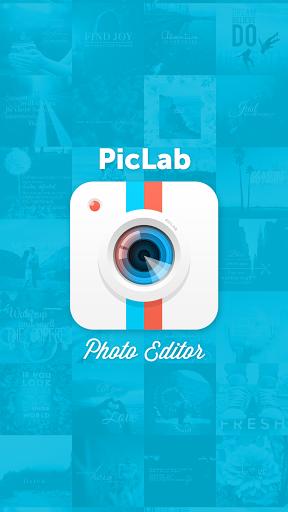PicLab - Tổng hợp 5 ứng dụng hay và miễn phí trên Android ngày 07.03.2017