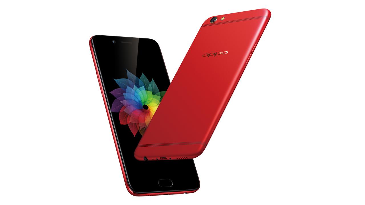 R9S vertical poster web - 7 smartphone màu đỏ đẹp long lanh không thua iPhone 7