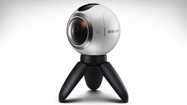 Samsung Gear 360 600x338 - Giá Samsung Gear 360 được giảm 50% cho khách mua Galaxy S7/ S7 Edge tại Viễn thông A