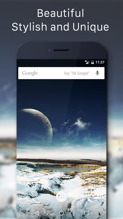 Skreen Unique HD Backgrounds - Tổng hợp 5 ứng dụng hay và miễn phí trên Android ngày 03.03.2017