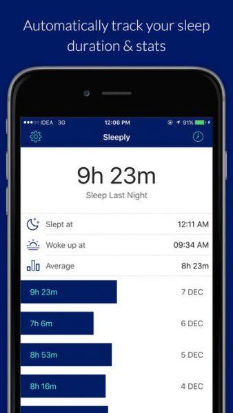 Sleeply for ios 338x600 - Tổng hợp 17 ứng dụng hay và miễn phí trên iOS ngày 29.3.2017