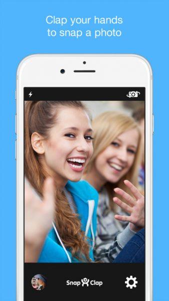 Snap Clap for ios 338x600 - Tổng hợp 9 ứng dụng hay và miễn phí trên iOS ngày 12.3.2017