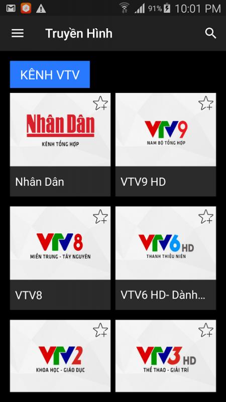 Tivi Việt 450x800 - Tổng hợp 7 ứng dụng hay và miễn phí trên Android ngày 17.03.2017