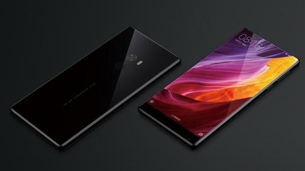 "Xiaomi MiMIX main1 - Xiaomi Mi Mix: viền màn hình ""mất tích"""