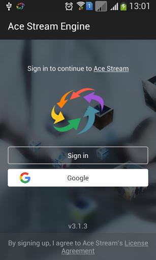 ACE Stream Engine for Android скачать менеджер торрентов + Торрент TV