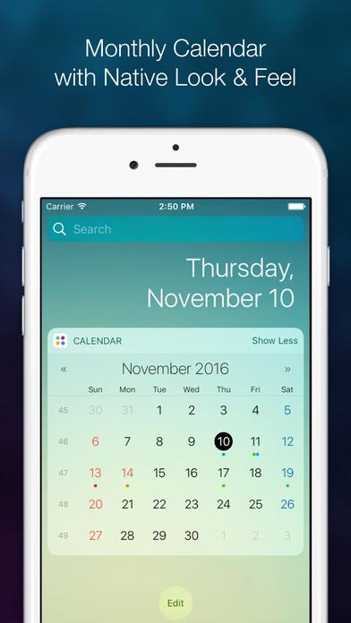 agenda ios - Tổng hợp 11 ứng dụng hay và miễn phí trên iOS ngày 11.3.2017