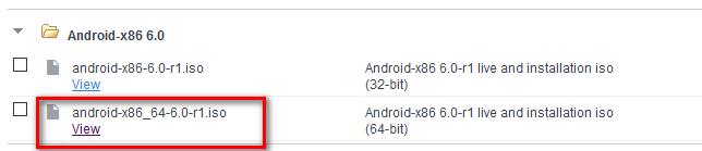 android usb 1 - Cách chạy Android từ USB ngay trên laptop hay PC