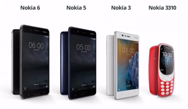 MWC 2017 - Nokia