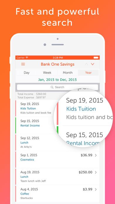 easy spending money tracker ios - Tổng hợp 16 ứng dụng hay và miễn phí trên iOS ngày 26.3.2017