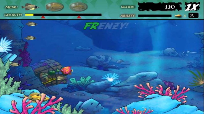 feeding frenzy 1 featured 800x450 - Top 5 game cũ mà hay {24.3}: Road Rash, Plants vs Zombies, Limbo…
