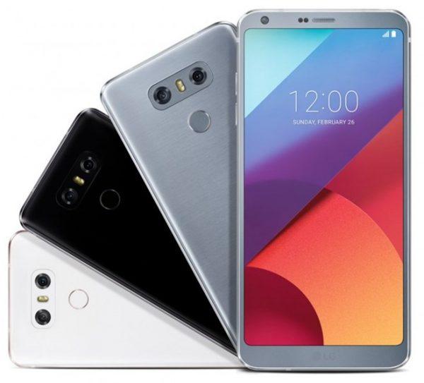 LG G6: Lột xác để tung bay