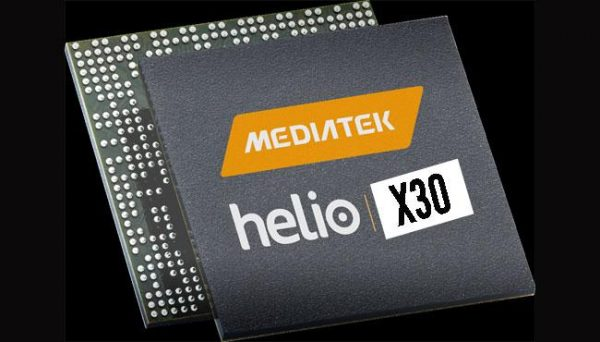 MWC 2017 - Helio X30